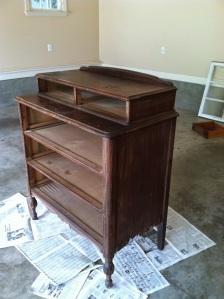 Dresser Sanded
