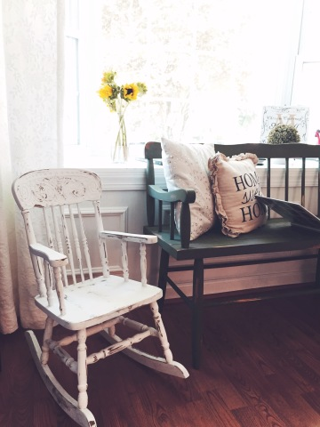 Painting your own furniture by The Carolina Farmhouse